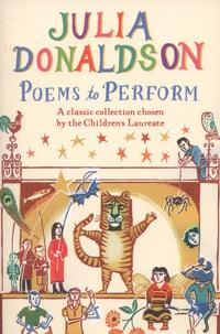 Poems to Perform av Julia Donaldson (Heftet)
