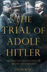 Omslag - The Trial of Adolf Hitler