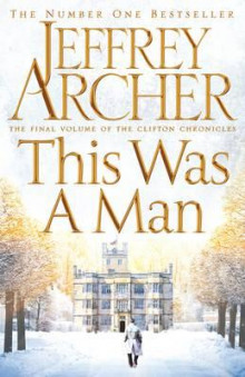 This was a man av Jeffrey Archer (Innbundet)