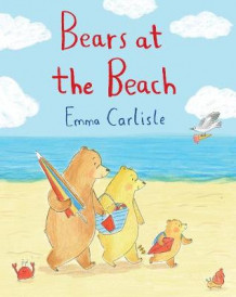 Bears at the Beach av Emma Carlisle (Heftet)