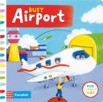 Busy Airport (Pappbok)