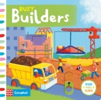 Busy Builders (Pappbok)