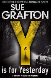 Y is for Yesterday av Sue Grafton (Innbundet)