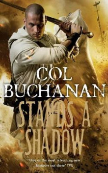 Stands a Shadow av Col Buchanan (Heftet)