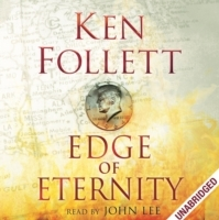 Edge of Eternity av Ken Follett (Lydbok-CD)
