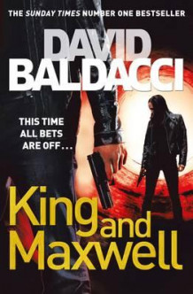 King and Maxwell av David Baldacci (Heftet)