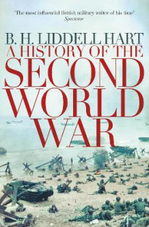 A History of the Second World War av B. H. Liddell Hart (Heftet)