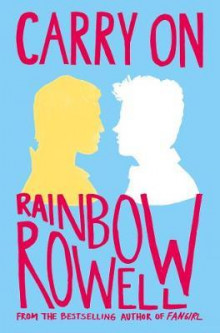Carry on av Rainbow Rowell (Heftet)
