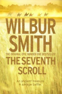 The seventh scroll av Wilbur Smith (Heftet)