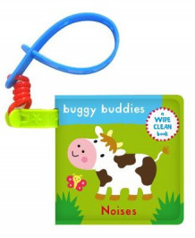 Wipe-Clean Buggy Buddies: Noises (Badebok)