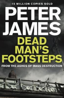 Dead man's footsteps av Peter James (Heftet)