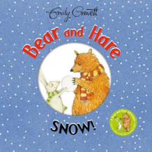 Bear and Hare: Snow! av Emily Gravett (Innbundet)