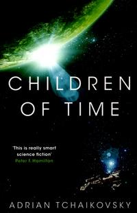 Children of time av Adrian Tchaikovsky (Heftet)