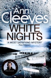 White nights av Ann Cleeves (Heftet)