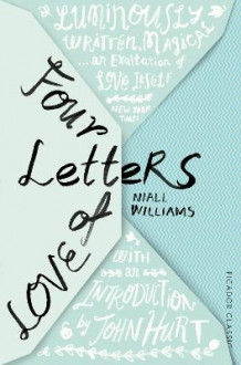 Four Letters Of Love av Niall Williams (Heftet)