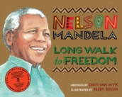 Long Walk to Freedom av Nelson Mandela og Chris Van Wyk (Heftet)
