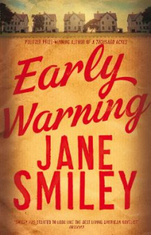 Early Warning av Jane Smiley (Innbundet)