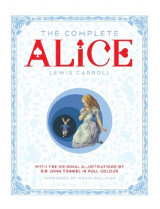Omslag - The Complete Alice