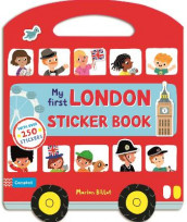 My First London Sticker Book av Marion Billet (Heftet)