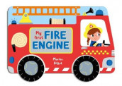 Whizzy Wheels: My First Fire Engine av Marion Billet (Kartonert)