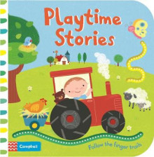 Playtime Stories av Campbell Books (Pappbok)