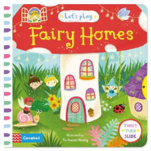 Let's Play Fairy Homes (Pappbok)