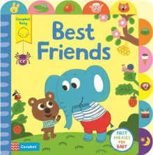 Best Friends av Campbell Books (Pappbok)