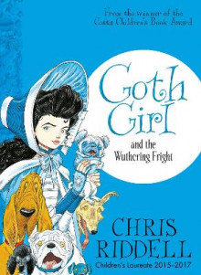 Goth Girl and the Wuthering Fright av Chris Riddell (Heftet)