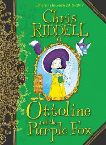 Ottoline and the Purple Fox av Chris Riddell (Innbundet)