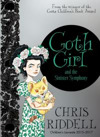 Goth Girl and the Sinister Symphony av Chris Riddell (Innbundet)