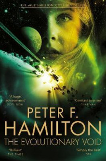 The evolutionary void av Peter F. Hamilton (Heftet)