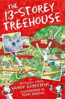 Bilde av The 13-storey Treehouse
