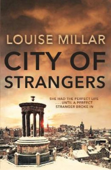 City of Strangers av Louise Millar (Innbundet)