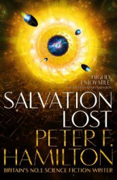 Salvation Lost av Peter F. Hamilton (Innbundet)