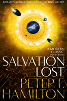 Salvation Lost av Peter F. Hamilton (Heftet)