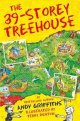 Omslag - The 39-storey treehouse