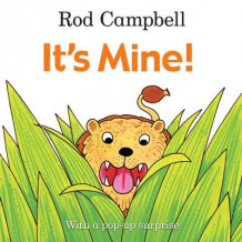 It's Mine! av Rod Campbell (Pappbok)