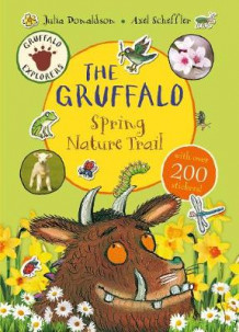 Gruffalo Explorers: The Gruffalo Spring Nature Trail av Julia Donaldson (Heftet)