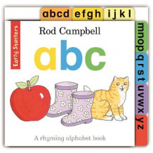 Early Starters: ABC av Rod Campbell (Pappbok)