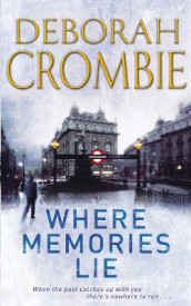 Where Memories Lie av Deborah Crombie (Heftet)
