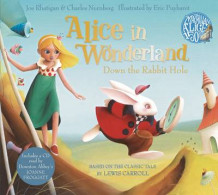 Alice in Wonderland: Down the Rabbit Hole av Lewis Carroll (Blandet mediaprodukt)