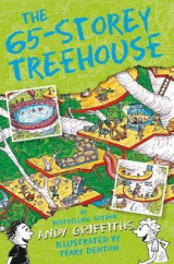 Omslag - The 65-storey treehouse