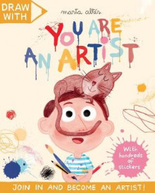 Draw with Marta Altes: You are an Artist! av Marta Altes (Heftet)