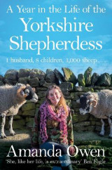 Omslag - A Year in the Life of the Yorkshire Shepherdess