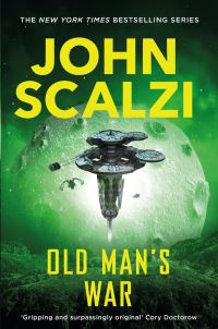 Old Man's War av John Scalzi (Heftet)