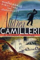 Omslag - Montalbano's First Case and Other Stories