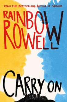 Carry on av Rainbow Rowell (Innbundet)