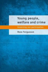 Omslag - Young people, welfare and crime