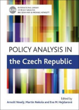 Omslag - Policy Analysis in the Czech Republic