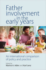 Omslag - Father Involvement in the Early Years